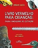 Livro vermelho para crianças: fauna ameaçada de extinção