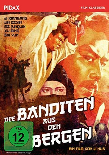 Die Banditen aus den Bergen / Packender Martial-Arts-Abenteuerfilm (Pidax Film-Klassiker) [Alemania] [DVD]