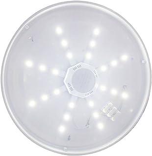 WINOMO blanco économiseuse de energía repuesto ventilador LED techo luz lámpara AC220V 12W 960lm 6000K–6500K