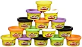 Play-Doh, Treat-Without-the-Sweet, Halloween Bag, 15 1-ounce Cans