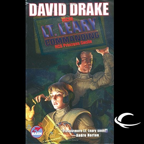 Lt. Leary, Commanding audiobook cover art