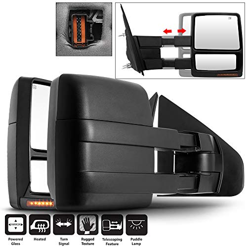 09 f150 tow mirrors - 8