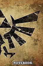 Notebook: Legend Of Zelda Emblem , Journal for Writing, College Ruled Size 6