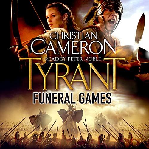 Page de couverture de Tyrant: Funeral Games