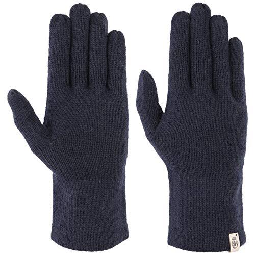 Roeckl Pure Cashmere Handschuhe Kaschmirhandschuhe Fingerhandschuhe Damenhandschuhe Wollhandschuhe (One Size - blau)