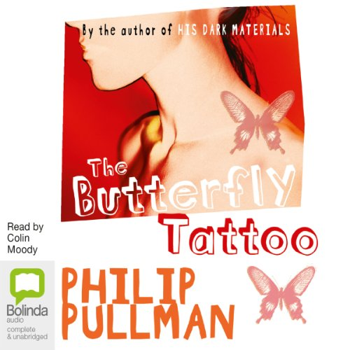 The Butterfly Tattoo audiobook cover art