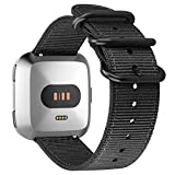 Fintie Bands Compatible with Fitbit Versa 2 /...