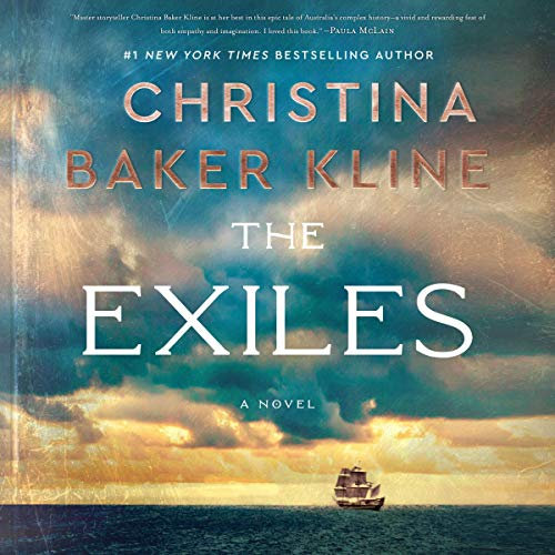The Exiles audiobook cover art