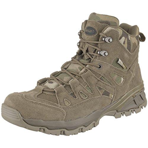 Mil-Tec Squad Stiefel 5 Inch Multicam® Gr.10