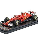 BBR MODELS 1/43スケール フェラーリ SF70-H オーストラリアGP 2017 K.ライコネン