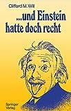 ...und Einstein hatte doch recht - Clifford M. Will
