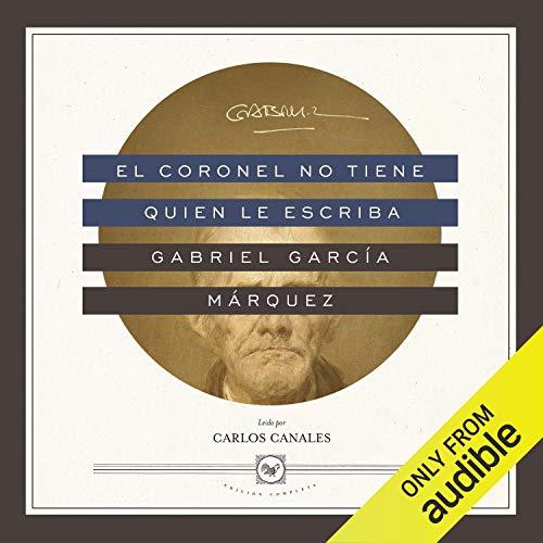 El coronel no tiene quien le escriba [No One Writes to the Colonel] cover art