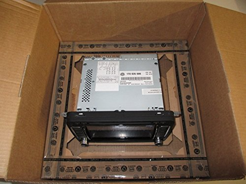 Preisvergleich Produktbild RNS510 MFD3 Navigation mit DAB+ SSD 3C8 035 686 B 3C8035686B geb.