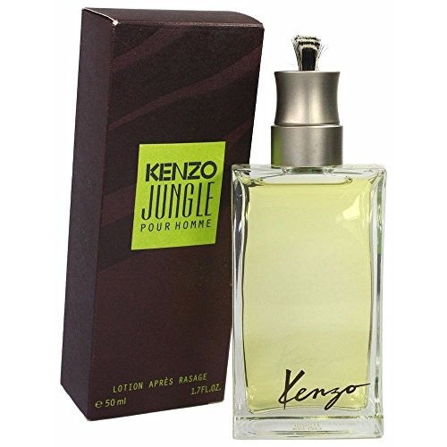 Kenzo Jungle pour Homme Aftershave 1e Serie 50 ML