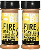 Buffalo Wild Wings Barbecue Sauces, Spices, Seasonings and Rubs For: Meat, Ribs, Rib, Chicken, Pork, Steak, Wings, Turkey, Barbecue, Smoker, Crock-Pot, Oven (Chipotle BBQ, (2) Pack)