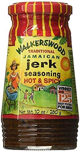 WALKERSWOOD TRADITIONAL JERK SEASONING HOT & SPICY (1 JAR)