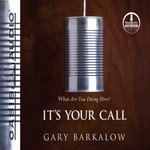 It's Your Call audiobook cover art
