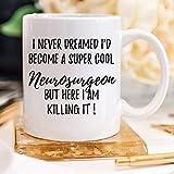 Neurosurgeon Gifts, Neurosurgeon Mug, Funny Neurosurgeon, Brain Surgeon, Neurosurgery, Neuroscientist, Neuroscience, Neurology,
