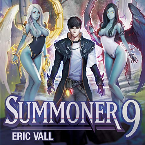 Summoner 9 cover art