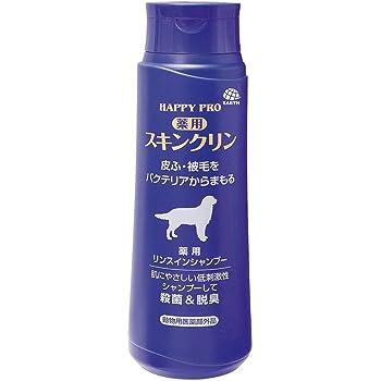 【動物用医薬部外品】 アース・ペット 薬用 スキンクリン 犬用 350ml