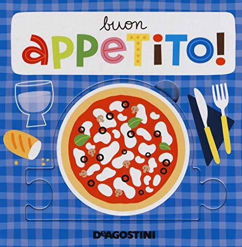 Buon appetito! Libro puzzle. Ediz. a colori