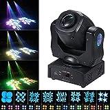 Gesamtleistung 120W LEDs Moving-Heads Bühnenlicht 9