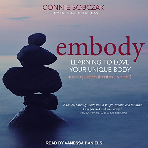 Embody audiobook cover art
