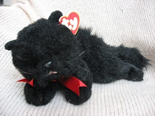 TY Classic Plush - LICORICE the Black Cat by Ty Inc.