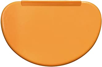 Flexible Bowl Scraper - 1 Pc | Curved For Shaping Bread or Pastry Dough | Conforms To Any Mixing Bowl | Round Contoured Pr...
