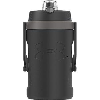 Under Armour 64 Ounce Foam Insulated Hydration Bottle, Black
