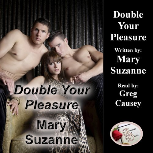 Double Your Pleasure audiobook cover art