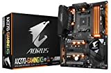 GIGABYTE AORUS GA-AX370-Gaming K5 (AMD Ryzen AM4/ X370/ RGB FUSION/ SMART FAN 5/ HDMI/ M.2/ USB 3.1 Type-C/ ATX/ DDR4/ Motherboard)