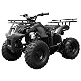 TAO Smart Deals Now Brings ATV Model # TForce 110cc with Big Rugged Wheels (Awesome Black Color)