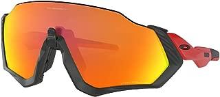 Oakley Men's OO9401 Flight Jacket Shield Sunglasses