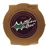 Matthew Walkers Luxury Victorian Christmas Pudding - 100g 4oz