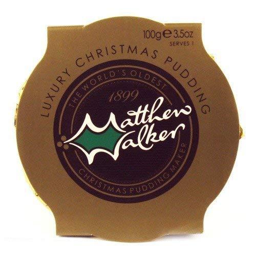 Matthew Walker Luxury Christmas Pudding 100g