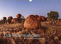 Das wilde Australien (Wandkalender 2022 DIN A3 quer): Fernweh garantiert (Monatskalender, 14 Seiten )