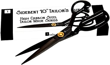 Scissors 10 inch – Professional Heavy Duty Industrial Strength High Carbon Steel..