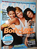 Glamour Magazine May 2003 Halle Berry, Rebecca Romijn, Famke Janssen Cover