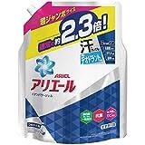 アリエール 洗濯洗剤 液体 イオンパワージェル詰め替え 超ジャンボ1.62kg