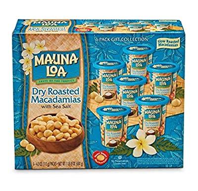 Mauna Loa Dry Roasted Macadamia Nuts