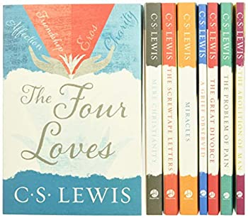 The C S Lewis Signature Classics  8-Volume Box Set   An Anthology of 8 C S Lewis Titles  Mere Christianity The Screwtape Letters Miracles The .. The Abolition of Man and The Four Loves