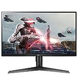 """Lg 27Gl650F-B, Monitor 27"""" Gaming Ultra Gear, 144Hz, Ips, 1Ms, Amd Free Sync."""
