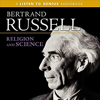 Religion and Science audiobook cover art