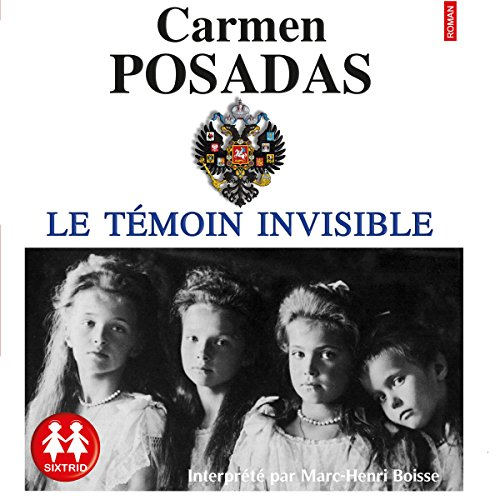 Le témoin invisible audiobook cover art