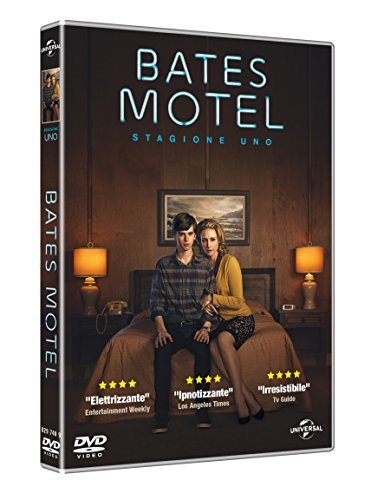 bates motel - season 01 (3 dvd) box set dvd Italian Import by freddie highmore