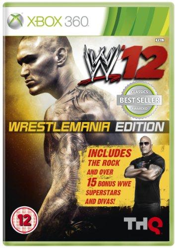 WWE 12: Wrestlemania Edition (Xbox 360) [Edizione: Regno Unito]
