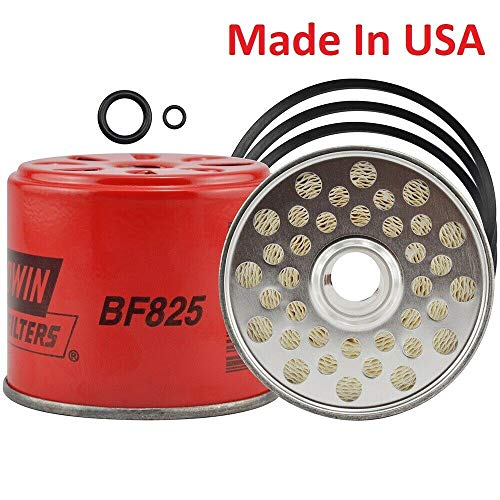 Price comparison product image For Long Tractor Fuel Filter 2260 2360 2460 2510 260 2610 310 345 350 360 445 Oliver 1255 1265 1355 1365 1465 1655 TX10314 Baldwin Made In USA
