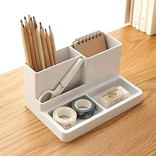 Inicio Papelería Caja de almacenamiento Moderno Organizador de escritorio Multifuncional Papelería de papelería Caja de oficina Escritorio de oficina Suministros de almacenamiento Escritorio Organizad