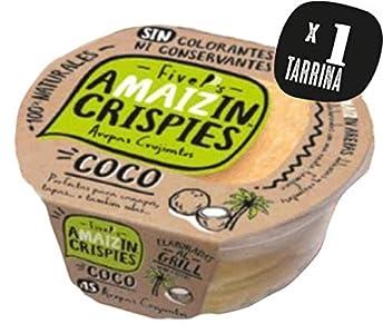 Amaizin Crispies De Coco 15 Unidades 84 g